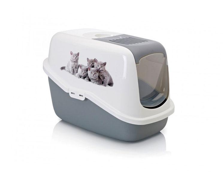 Туалети для котів