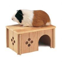 Хатки, лежаки та гамаки для малих тварин